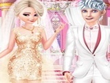 Play Elsa Wedding Design