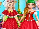 Play Princesses Christmas Party
