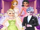 Play Elsa Sweet Wedding