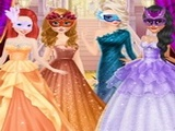 Play Princesses Masquerade Party