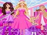 Play Barbie Princesses Dress Up