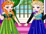 Play Baby Sisters Dress Up