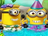 Play Minion Pool Party