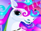 Play Enchanted Unicorn Spa