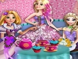 Play Princess Bridesmaid Tea Party