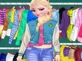 Play Frozen Elsa Modern Fashion