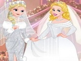 Play Princesses Bffs Wedding