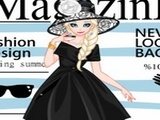 Play Queen Fashion Magazine Cover