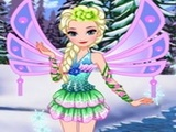 Play Elsa Princess Winx Style