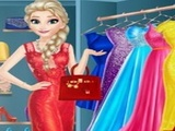 Play Elsa Dressing Room