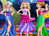 Play Disney Princess Fashion Prom