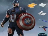 Play Captain America Doctor