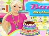 Play Barbies Birthday Cake