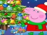 Play Peppa Pig Christmas Tree Deco