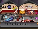Play Monster High Halloween House