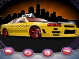 Play Super Car Dressup