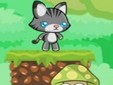 Play Baby Cat Adventure