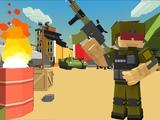 Play Blocky Gun 3D Warfare Multiplayer
