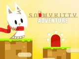 Play Snowy Kitty Adventure