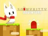Play Snowy Kitty Adventure