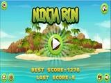 Play Ninja Run HTML 5