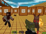 Play Pixel SWAT Zombie Survival