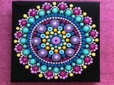 Play Mandala Coloring