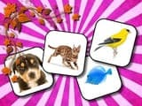 Play Animals Memory