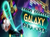 Play Brick Breaker Galaxy Defense