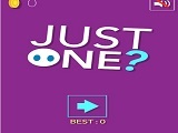 Play Just One