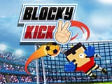 Play Blocky Kick 2
