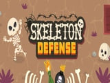 Play Skeleton Defense