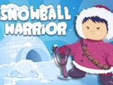 Play Snow Ball Warrior