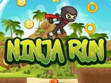 Play Ninja Run Online