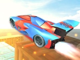 Play Fly Car Stunt