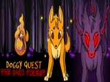 Play Doggy Quest The Dark Forest