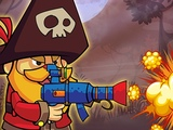 Play Pirates vs Zombies