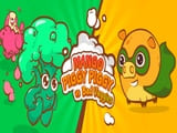 Play Mango Piggy Piggy vs Bad Veggies