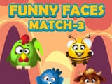 Play Funny Faces Match3