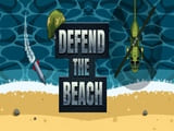 Play Defend The Beach
