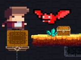 Play Tiny Man And Red Bat