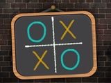 Play Tic Tac Toe Blackboard