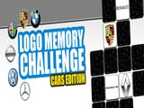 Play Logo Memory Cars Edition