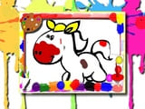 Play Horse Coloring Book