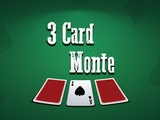 Play 3 Card Monte