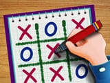 Play Tic Tac Toe Paper Note 2