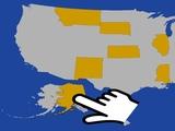 Play USA Map Challenge