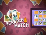 Play Scratch  Match Animals
