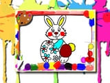 Play Easter Coloring Book