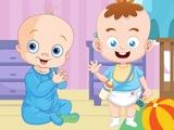 Play Sweet Babies Jigsaw